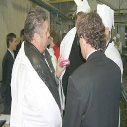 Открытие производства килечных консервов на Кировском рыбзаводе