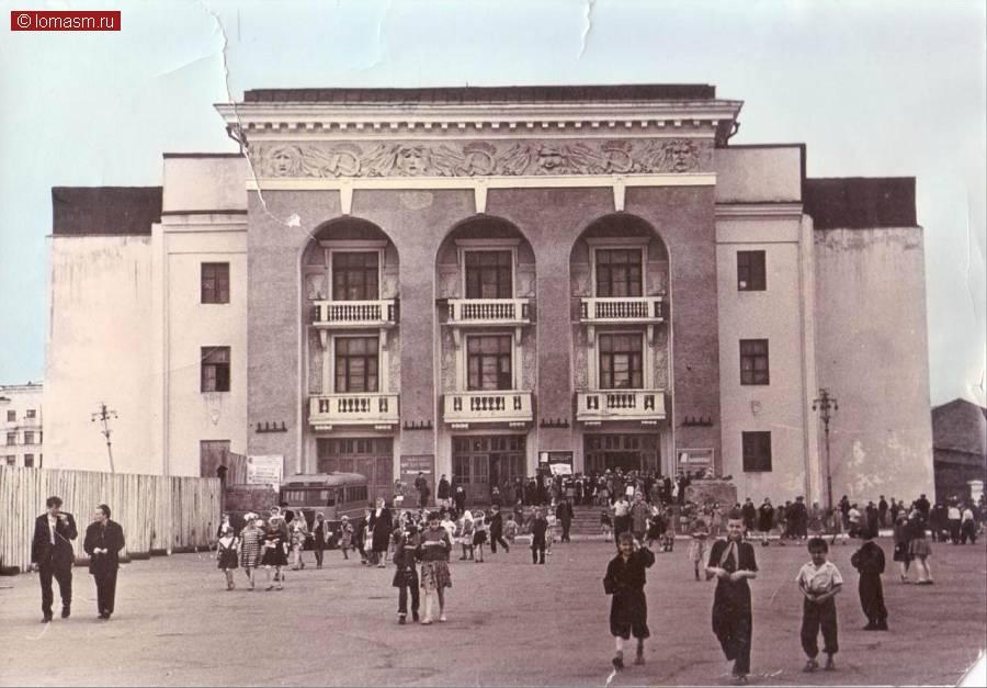 выравнивании объектов исторические фотографии комсомольска на амуре появившемся