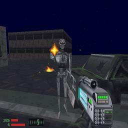 Кто из народных героев может поспорить в популярности с Терминатором? Вряд ли найдется много таких. Поэтому неудивительно, что этот персонаж продолжает свою тяжелую работу, но уже в компьютерной игре Sky Net.