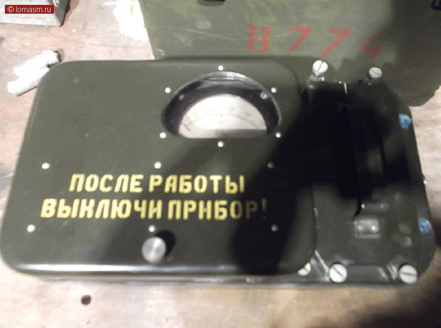 Дозиметр ДП-1-В