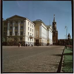 АРХИТЕКТУРА СССР в фотографиях Семена Фридлянда
